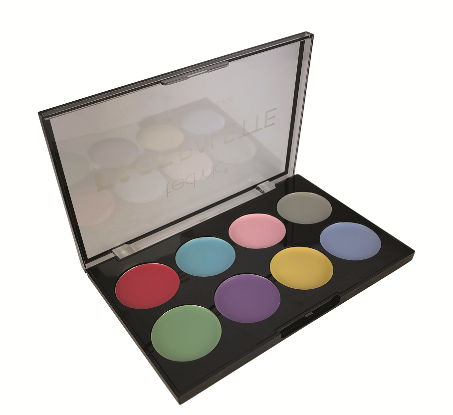 Technic Cream Face Paint Palette