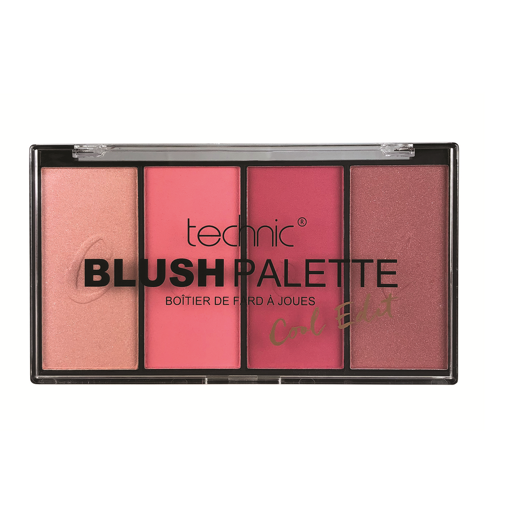Technic Cool Edit Blush Palette