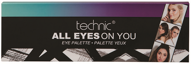 Technic Gift All Eyes On You Eyeshadow Palette