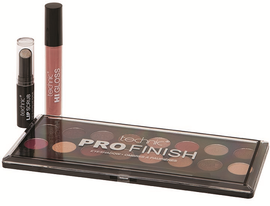 Technic Gift Pro Finish Eyeshadow Set