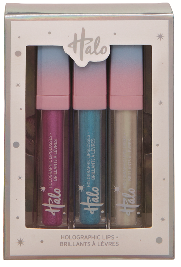 Technic Halo - Holographic Lips Lipgloss Set