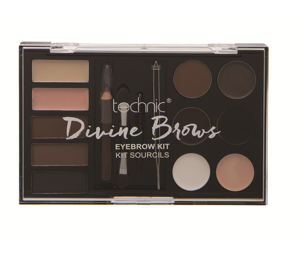 Technic Gift - Divine Brows Palette