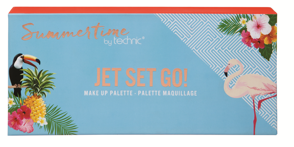 Technic Summertime - Jet Set Go