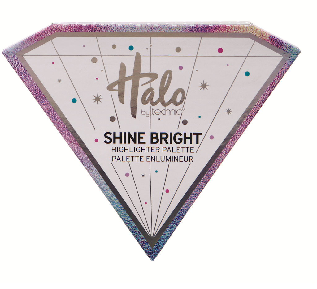 Technic Halo - Shine Bright Highlighter Palette