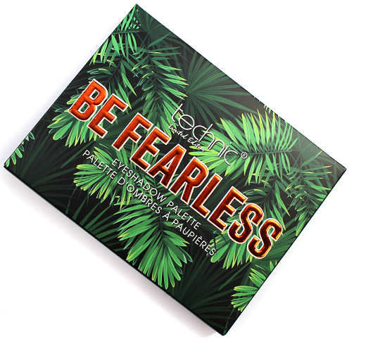 Technic Limited Edition Be Fearless Palette