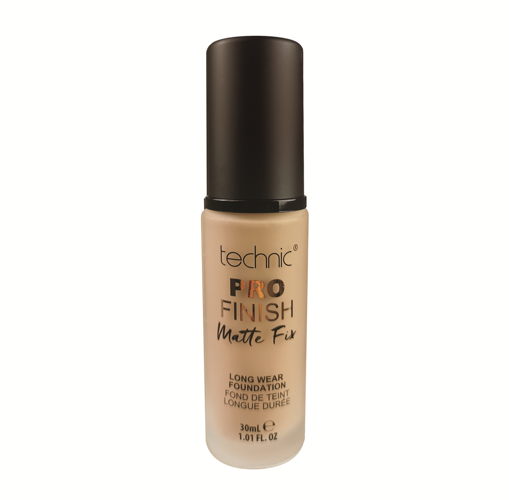 Technic Pro Finish Matte Fix Foundation