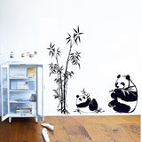 Panda Bamboo Home Decor Any Panda