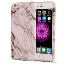 Protect and Style your iPhone with this Shock proof Marble Soft Phone Case