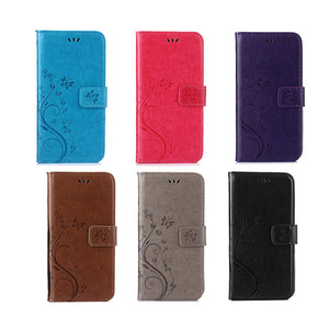 Hold your I.D. License and Cards With this Chic Leather Butterfly iPhone Wallet Case
