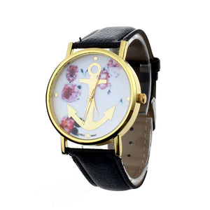 Cute Hope Is The Anchor For The Soul Hebrews 6:19 Watch with Japanese Cherry Blossom