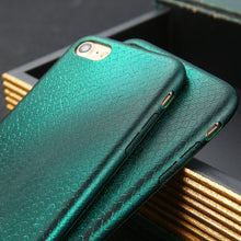Very unique and stylish snake skin phone case for iPhones