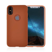 Matte Gel Cases For iPhone X