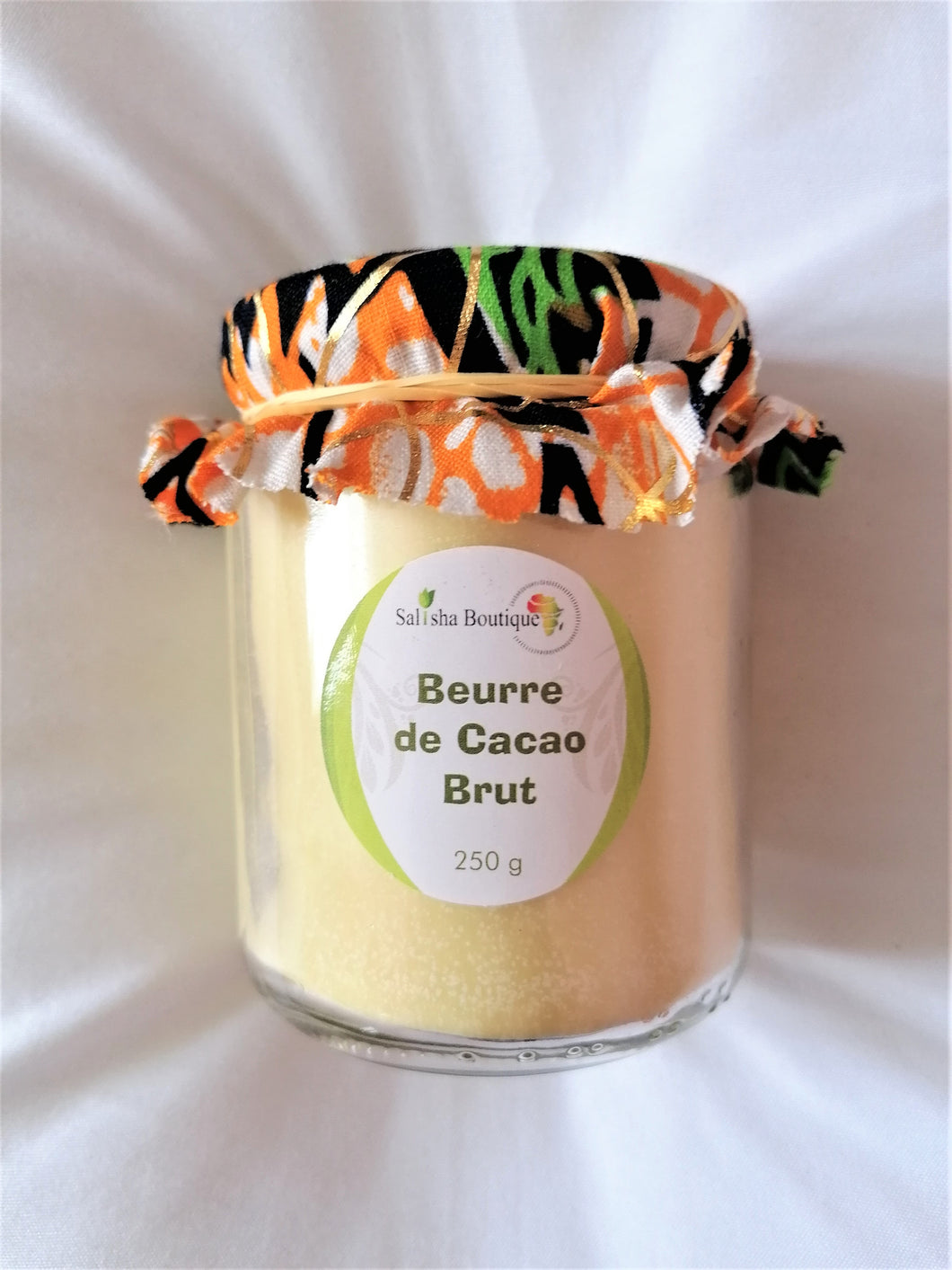 Beurre Cacao Salisha Boutique