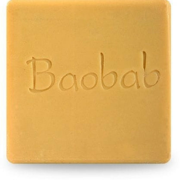 Vegetable soap with Baobab