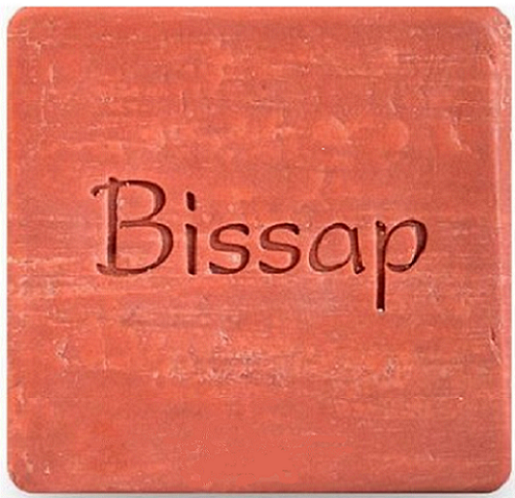 Vegetable soap with Bissap (Hibiscus)