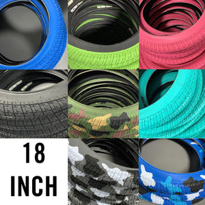 "Fiction BMX 18"" Eighteen Inch Troop Tyre"