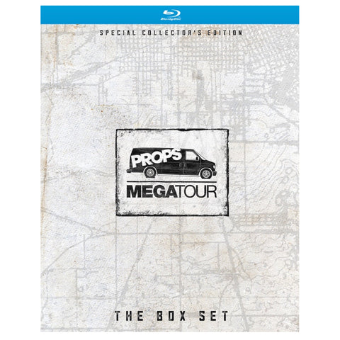 Megatour Collector's Edition Blu-ray Box Set