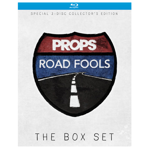 Road Fools Collectors Edition Blu-ray Box Set