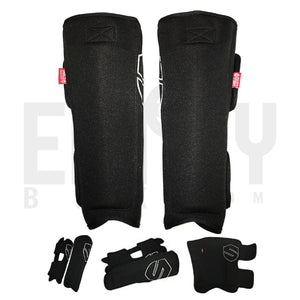 Shield Protectives Shin Guards / Pads / Black