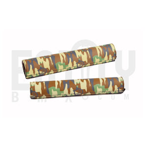 S&M Bikes Pad Set / Camo Shield Wrap