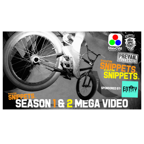 SNIPPETS Season 1 & 2 Digital Download