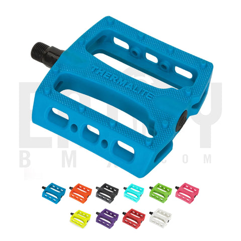 Stolen Brand BMX Thermalite Pedals > CLICK FOR COLOURS!