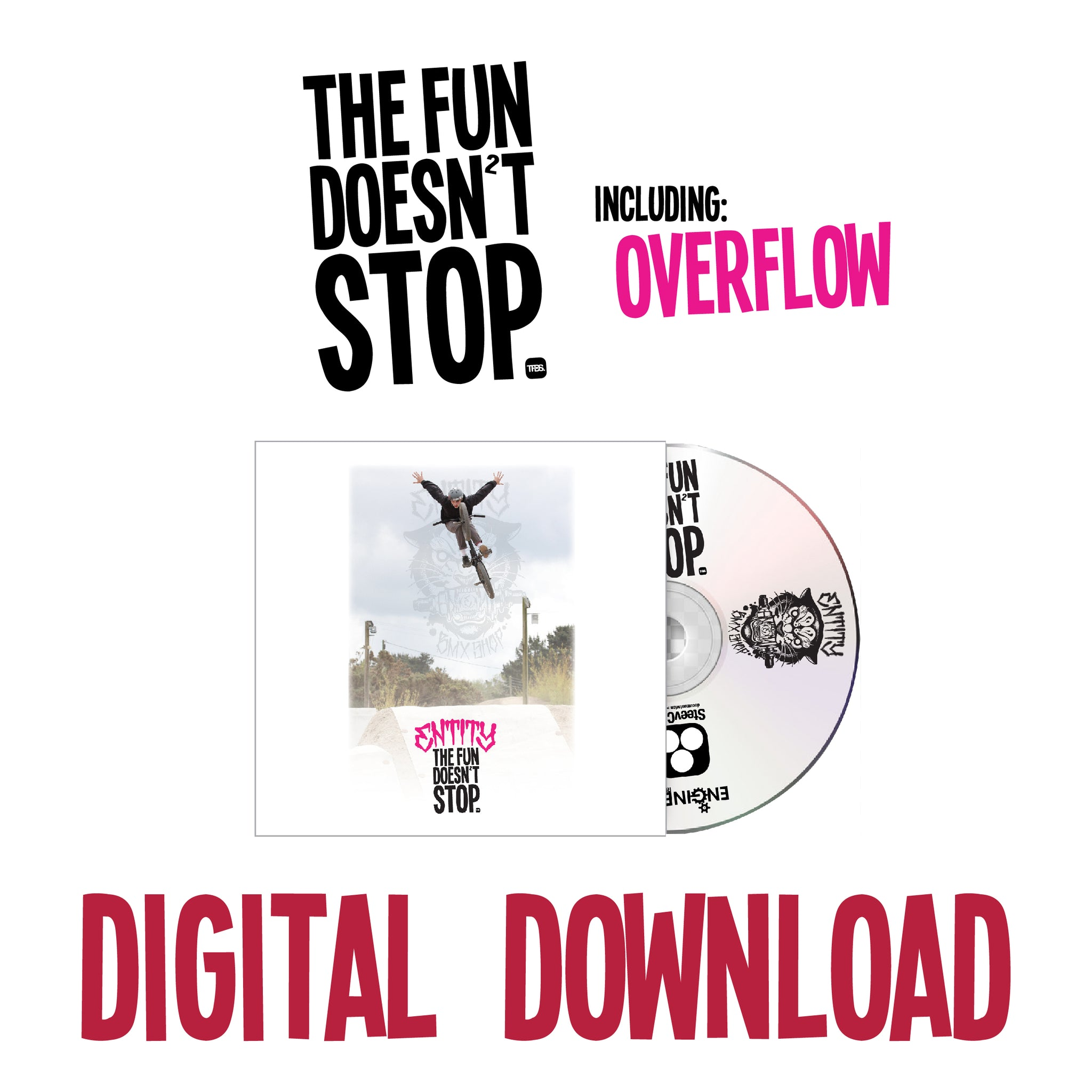 The Fun Doesn't Stop -  Digital Download
