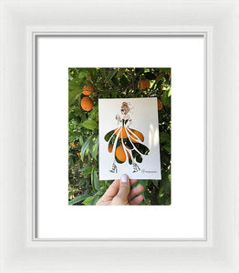Algarve Orange (Portugal) - Framed Print