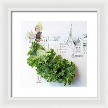 Kale Paris - Framed Print