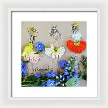 Poppies - Framed Print
