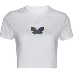 CROP TOP KLUB FLYY REFLECHISSANT