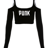 CROP TOP PUNK