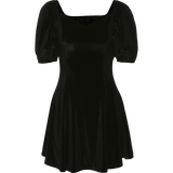 ROBE BAE SEDUCE BLACK DEVILA
