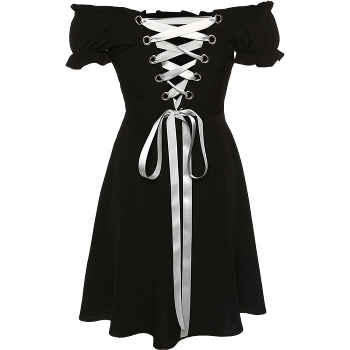 ROBE BLACK INK DELICE