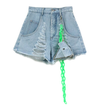 SHORT JEAN FLASHBELT