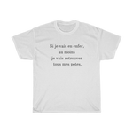 T-SHIRT POTES EN ENFER