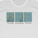 T-SHIRT VAN GONE