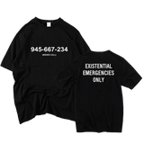 T-SHIRT GIRLSBAND EXISTENCIAL