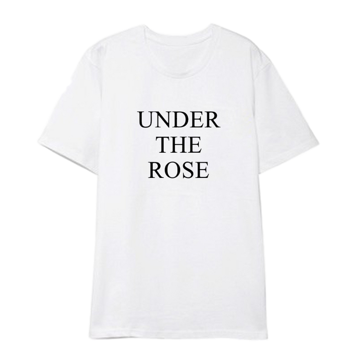 T-SHIRT BTS - V - UNDER THE ROSE
