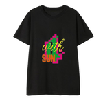 T-SHIRT GIRLSBAND WITH SUN