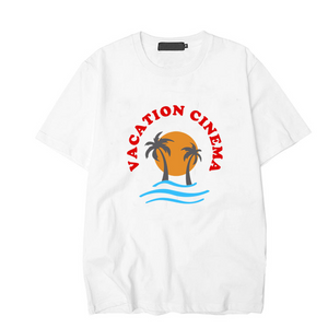 T-SHIRT JHOPE - VACATION (4 COULEURS)