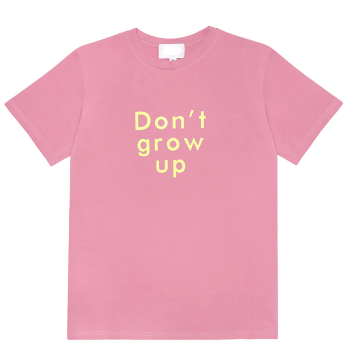 T-SHIRT DON'T GROW UP