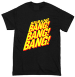 T-SHIRT BOYSBAND BANG
