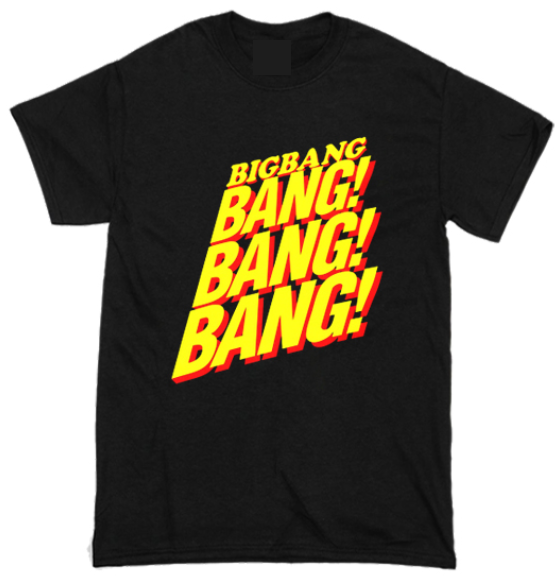 T-SHIRT BIG BANG
