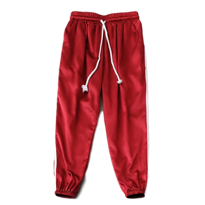JOGGING LE LUXE (ROUGE)