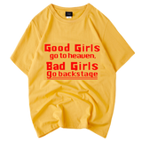 T-SHIRT BAD GIRL HEAVEN