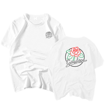 T-SHIRT MAMAMOO - FLOWER PASSION (4 COULEURS)