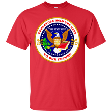 Adult & Youth Cotton T-Shirt - PERSONALIZED Educator Emblem