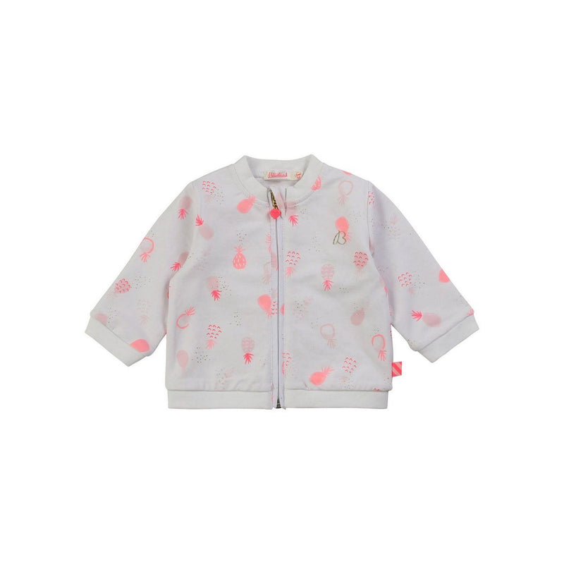 Cardigan - Unique - Layette Fille Layette Fille Billie Blush & Carrément Beau