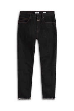 Jean Cooper Tapered - Black - Homme Pantalons, Homme Closed